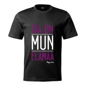 Marja-Leena - Tää on mun elämää - lasten t-paita